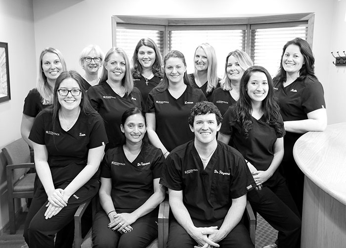 Dental team at Fitzpatrick Dental - a dentist in Oak Lawn IL